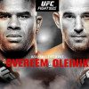 UFC Fight Night - Ortega vs Jung